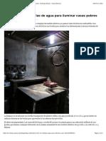 Un litro de luz- botellas de agua para iluminar casas pobres _ El blog editorial - Yahoo! Noticia.pdf