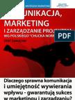 """Komunikacja, marketing i zarządzanie projektem wg polskiego """"Chucka Norrisa"""""""