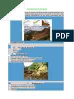 Geologia de Flujos Hidricos