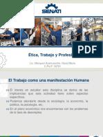 16.- Etica Trabajo y Profesion - Valorizacion Social Del Trabajo