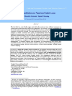 Trade Facilitation and Paperless Trade i