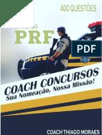 #Simulado PRF (2017) - Coach Concursos