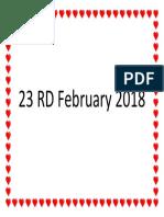 23 RD February 2018.docx