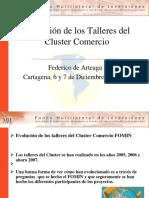 Evolución de los talleres del cluster comercio.pptx