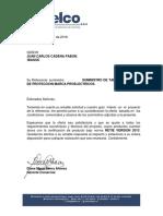 Propuesta Tecnica de Tableros Carmen de Apicala
