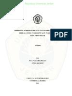 BM Ekstrak Bawang Perai Dan Waktu PerdarahanTiara Fortuna Bela Binanda - 111610101067