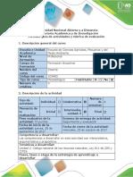Guía de Actividades y Rúbrica de Evaluación - Ciclo de La Tarea 2 - Determinar Las Normas Requeridas Para La Implementación de Un Zoocriadero