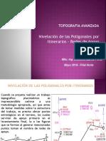 Novena Semana - Toporafia Avanzada.ppt