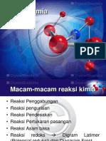 4. Reaksi Kimia