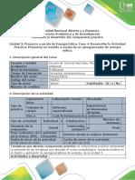 Guía Para Desarrollo Del Componente Práctico - Fase 4 - Construcción de Aerogenerador de Energía