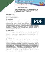 Plan Articulado Quinua 2018 I (en revisión abril 2018)