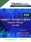 Daily Derivative Prediction Report 04.05.2018 by TradeIndia Research