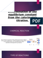 Chemical Reaction-practica 3 Termo Ll