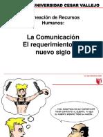 Herramientas de Planeamiento de RRHH La Comunicacion Requerimiento Del Nuevo Siglo