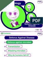 KS4 Defence Against Disease