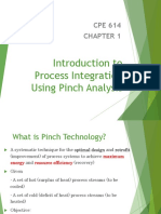 Process Integration Notes
