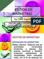 Presentacion de Gestion de Marketing