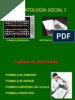 Clase de Odontograma e Historia Clinica