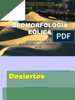 Geomorfologia Eolica Marina