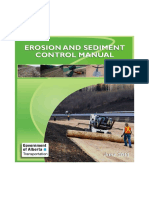 Erosion Control Manual