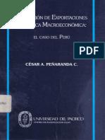 LIBRO - Promoción de Exportaciones y Politica Macroeconomica