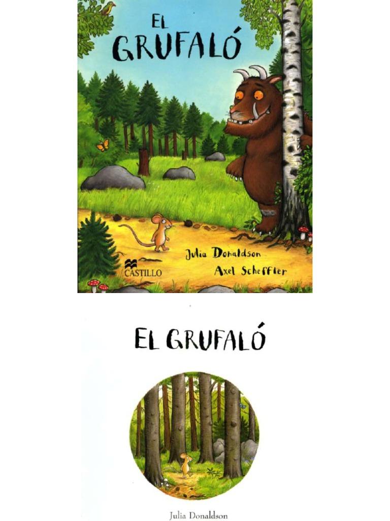 EL GRUFALO libro completo.pdf
