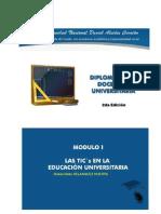 TICs Educación Universitaria