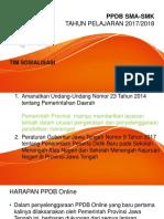 PPDB-2017 Presentasi