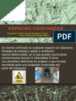 ESPACIOS CONFINADOS presentacion