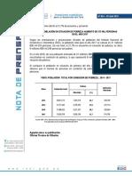 Nota de Prensa n 064 2018 Inei