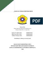 Case Report - Gangguan Cemas Menyeluruh (Perbaikan)