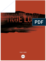 CrossCulture TrueLove StudyGuide