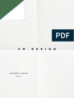 Portfolio Design Leonardo Ciacca