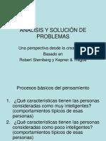 Análisis y Solución de Problemas 1