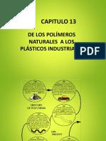 Cap. 13 - Polimeros Naturales - 2017