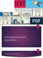 management and leadership 6