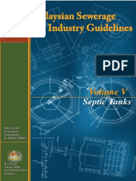 Malaysia Sewerage Industry Guideline  Volume 5