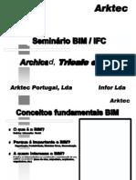 Seminário BIM Arktec Câmaras