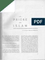 1960 La Prière en Islam.pdf
