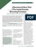 Inside Outside Bleaching Technique - Poyser NJ, Kelleher MGD.pdf
