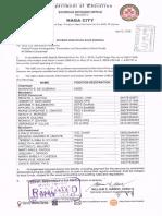 DM No. 80, s. 2018 Division 2018 Oplan Balik Eskwela