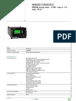 PowerLogic ION8800_M8800B1C0B5E0E0C