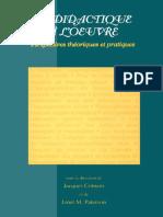 Janet M. Paterson, Jacques Cotnam-La Didactique à l'Oeuvre _ Perspectives Théoriques Et Pratiques-Canadian Scholars Press (1995)