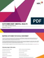 Outcomes Map Mental Health