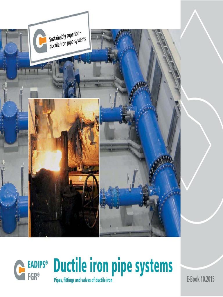 Nice Eadips Manual Engl.pdf | Pipe (Fluid Conveyance) | Cast Iron