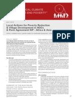 Civil Society Policy Brief for SB48 Bonn May 2018