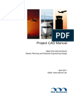 Male International Airport - Project CAD Manual v0