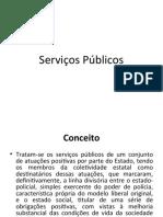 Servico Publico