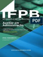 If-pb Auxiliar Em Administra o Nova