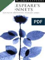 Shakespeare, W - Sonnets (Arden, 1997).pdf
